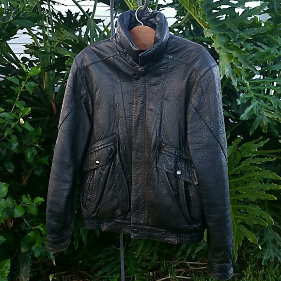 American Eagle Outfitters Other - American Eagle Outfitters lined leather jacket
